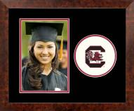 South Carolina Gamecocks Spirit Vertical Photo Frame