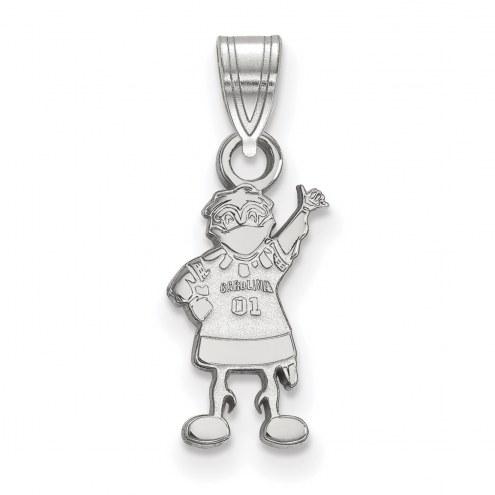 South Carolina Gamecocks Sterling Silver Small Pendant