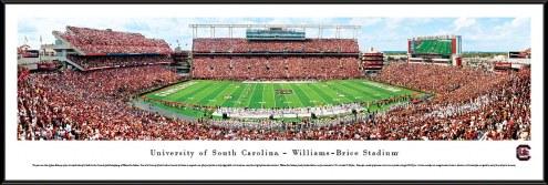 South Carolina Gamecocks Standard Framed Panorama