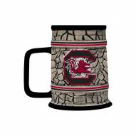 South Carolina Gamecocks Stone Stein