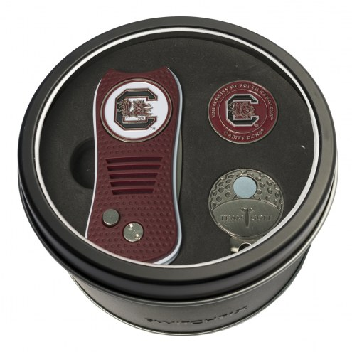 South Carolina Gamecocks Switchfix Golf Divot Tool, Hat Clip, & Ball Marker