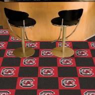 South Carolina Gamecocks Team Carpet Tiles