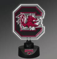 South Carolina Gamecocks Team Logo Neon Lamp