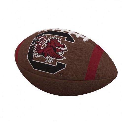 South Carolina Gamecocks Team Stripe Official Size Composite Football