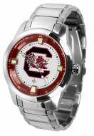 South Carolina Gamecocks Titan Steel Men's Watch