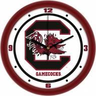 South Carolina Gamecocks Traditional Wall Clock