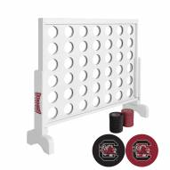 South Carolina Gamecocks Victory Connect 4