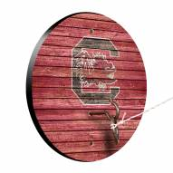 South Carolina Gamecocks Weathered Design Hook & Ring Game