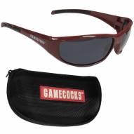South Carolina Gamecocks Wrap Sunglasses and Case Set