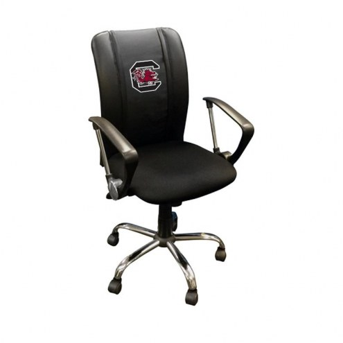 South Carolina Gamecocks XZipit Curve Desk Chair