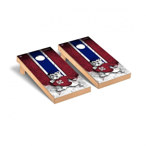 South Carolina State Bulldogs Mini Cornhole Set