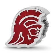 South Carolina State Bulldogs Sterling Silver Bead