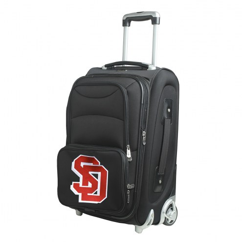 "South Dakota Coyotes 21"" Carry-On Luggage"