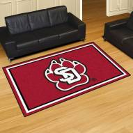 South Dakota Coyotes 5' x 8' Area Rug