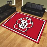 South Dakota Coyotes 8' x 10' Area Rug