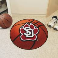 South Dakota Coyotes Basketball Mat
