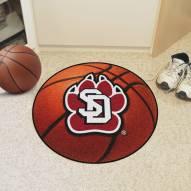 South Dakota Coyotes Basketball Mat