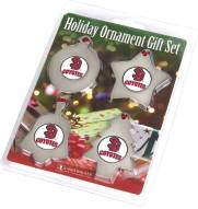 South Dakota Coyotes Christmas Ornament Gift Set