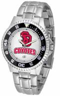 South Dakota Coyotes Competitor Steel Men's Watch