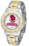 South Dakota Coyotes Competitor Two-Tone Men's Watch