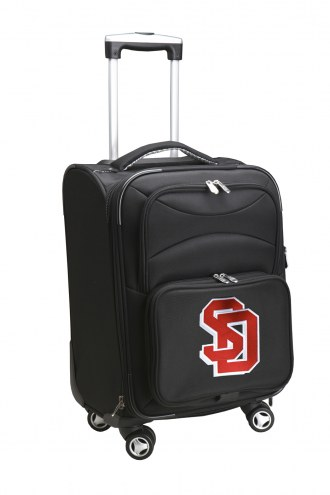 South Dakota Coyotes Domestic Carry-On Spinner