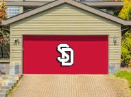 South Dakota Coyotes Double Garage Door Banner