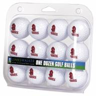 South Dakota Coyotes Dozen Golf Balls