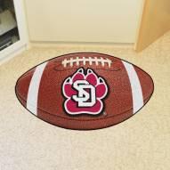 South Dakota Coyotes Football Floor Mat
