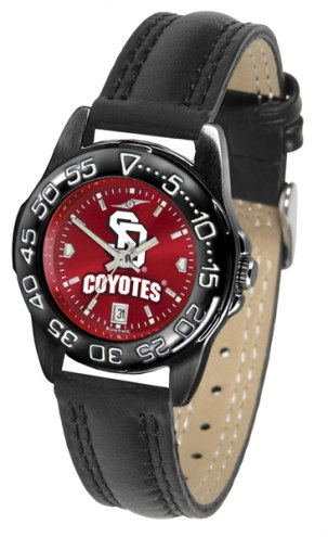 South Dakota Coyotes Ladies Fantom Bandit AnoChrome Watch