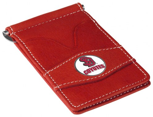 South Dakota Coyotes Red Player's Wallet