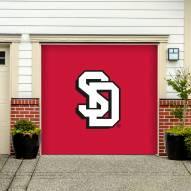South Dakota Coyotes Single Garage Door Banner