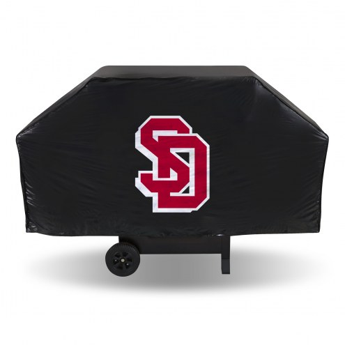 South Dakota Coyotes Vinyl Grill Cover
