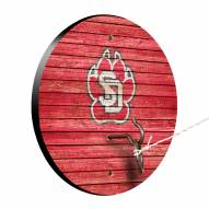 South Dakota Coyotes Weathered Design Hook & Ring Game