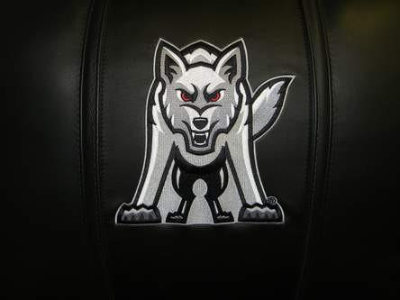 South Dakota Coyotes XZipit Furniture Panel with Emblem Logo
