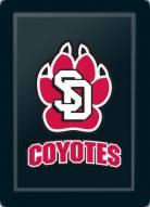 South Dakota Coyotes XZipit Furniture Panel with Paw Logo