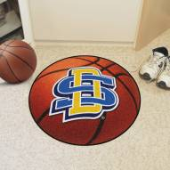 South Dakota State Jackrabbits Basketball Mat
