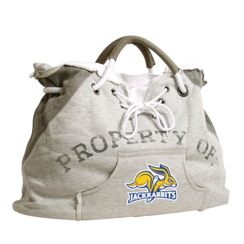 South Dakota State Jackrabbits Hoodie Tote Bag