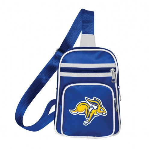 South Dakota State Jackrabbits Mini Cross Sling Bag