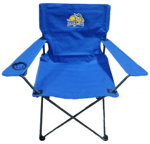 South Dakota State Jackrabbits Rivalry Folding Chair