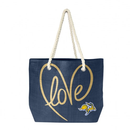 South Dakota State Jackrabbits Rope Tote