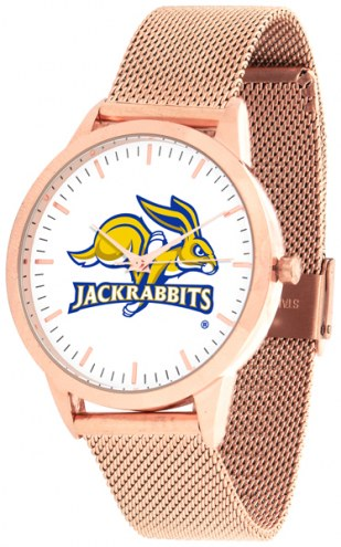 South Dakota State Jackrabbits Rose Mesh Statement Watch