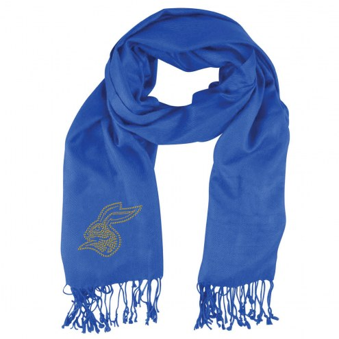 South Dakota State Jackrabbits Royal Pashi Fan Scarf