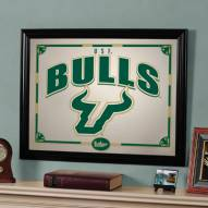 "South Florida Bulls 23"" x 18"" Mirror"