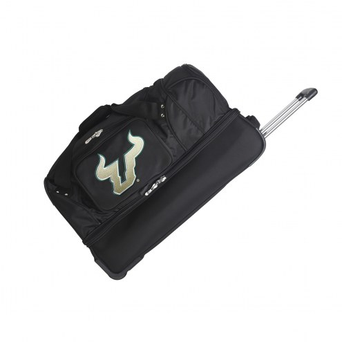 "South Florida Bulls 27"" Drop Bottom Wheeled Duffle Bag"