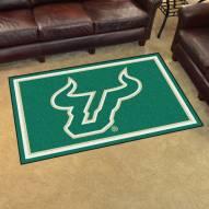 South Florida Bulls 4' x 6' Area Rug