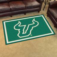 South Florida Bulls 4' x 6' Area Rug