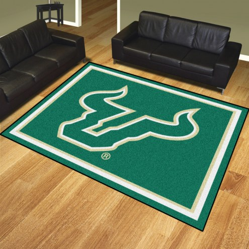 South Florida Bulls 8' x 10' Area Rug