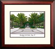 South Florida Bulls Alumnus Framed Lithograph