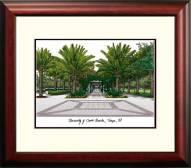 South Florida Bulls Alumnus Framed Lithograph