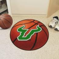South Florida Bulls Basketball Mat